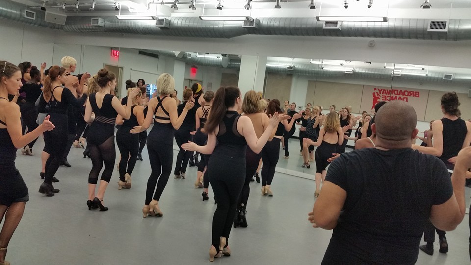 Fosse Master Classes return to BDC